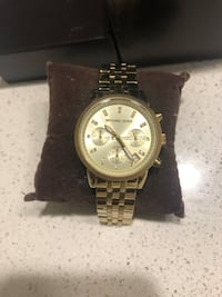 Michael Kors Gold Watch Toronto, M4Y 1T5