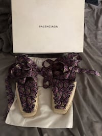 Balenciaga espadrilles Hollywood, 20636