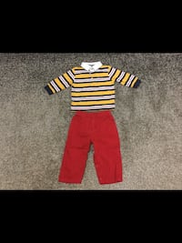 Boys Tommy Hilfiger size 12-18 months! Excellent Condition