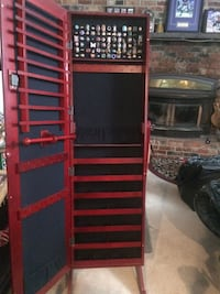 Standing Jewelry Cabinet/Armoire Perry Hall