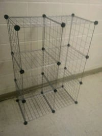Six Cube Wire Organizer for Sale. Norfolk, 23503