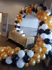 Balloon arch for any event Toronto