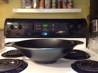 Cast iron wok, New! Renton, 98058