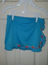 Girls Size 3T Bathing Suit Bottom Cover Up.