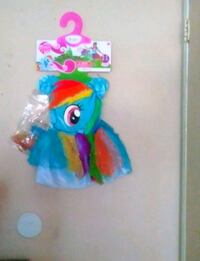 My Little Pony Disguise size 3 Azusa, 91702
