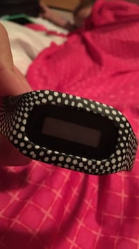 Black and white polka-dot digital watch Council Bluffs, 51501