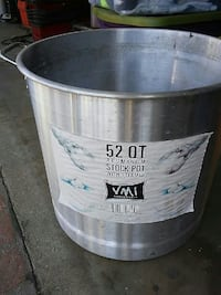 52qt new stock pot Glendora, 91741