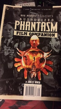 Authorized Phantasm poster Calgary, T2A 1G8
