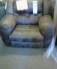brown leather recliner sofa chair 369 mi