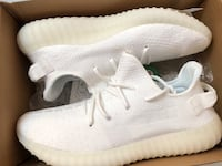 YEEZY BOOST 350 V2 – *Cream Whites* ALL SIZES Mississauga, L5A