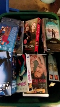 assorted VHS tapes Hamilton, L9G