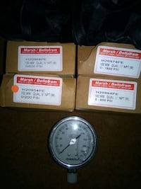 Explosion proof pressure gauges Church Point, 70525