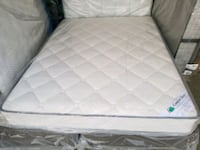 Double full mattress 330 delivery 30. Single 150 Edmonton, T5H 1K8