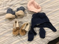 Baby winter accessories lot  Mississauga, L5H 2H9