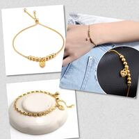 Beautiful high quality gold plated bracelet  Lawrence, 01841