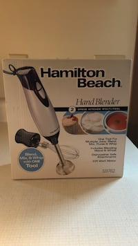 Hamilton Beach Hand Blender Massillon, 44646