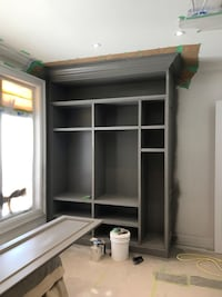 Finish carpentry woodworking trimwork Markham, L3R 6W7