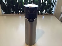 Smooth Flow Design Thermos, NEW, Stainless, controls the flow of warm liquid.P New York, 11209