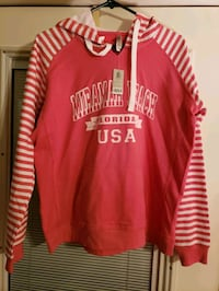 New w tag, Destins Miramar beach hoodie was $49.95 new