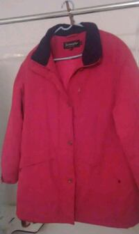 Beautiful red Forecaster by Boston women's coat Sioux Falls, 57110