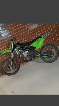 2008 Kx450f run good looking to trade for a 4wheeler 400 and up Edgewood, 21040
