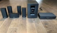 Bose SoundTouch® 520 home cinema system Mississauga, L5R 0E4