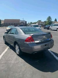Chevrolet - Impala - 2008 SILVER Sterling Heights