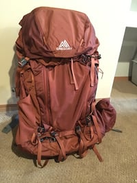 Gregory Baltoro 75L hiking/ backpacking pack LIKE NEW Edmonton, T6T 1T7