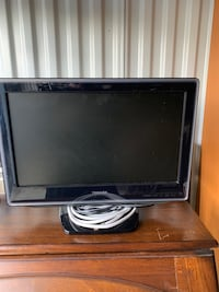 20 inch flat screen with remote