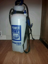 powerfist 2 gallon sprayer  Calgary, T2R 0A2