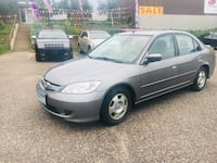 2005 Honda Civic Manual Hybrid Minneapolis