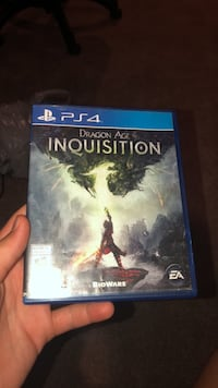 Ps4 Dragon Age Inquisition Game East St. Paul, R2E 1J6