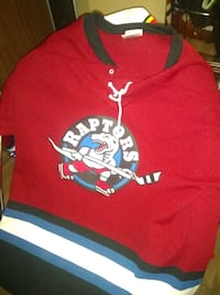 red and blue pullover hoodie Winnipeg, R2W 4R5