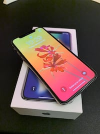 iPhone X 64 GB white Flawless condition