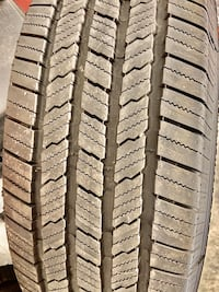 LIKE NEW TIRES!  SET OF 4