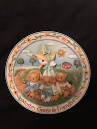 Rare cherrished teddies plate collection Woodbridge, 22193