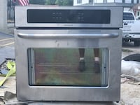 stainless steel and black oven Springdale, 72764