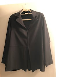 Size 14 Addition Elle stretchy black blazer. Edmonton