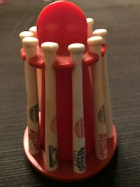 VINTAGE MLB LOUISVILLE SLUGGER MINI BAT COIN BANK
