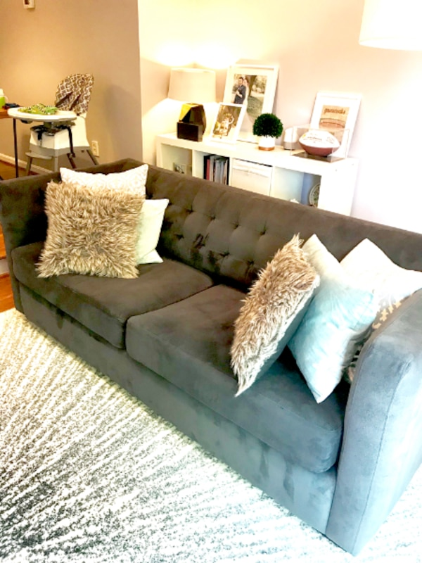 West Elm Rochester Sofa or Couch for Sale - $800  1a78939e-cc25-4580-b1bb-342523c1476e