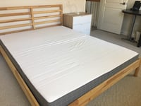white and black bed mattress 天普市, 91780