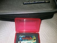 GAME BOY ADVANCE SP GAME & CARRYING CASE Columbus, 43207
