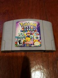 Nintendo N64 Pokemon Puzzle League Vienna, 22180