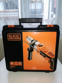 BLACK DECKER DARBELİ MATGAB -( 850 WATT ) Saray Mh., 34768