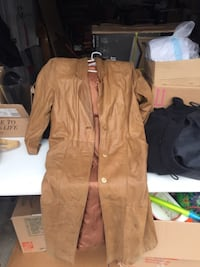 real leather-size small 264 mi