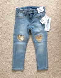 H&M toddler jeans size 2-3 Mississauga, L5M 6C6