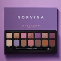 ANASTASIA BEVERLY HILLS  NORVINA EYESHADOW PALETTE - BRAND NEW IN BOX New York, 10019