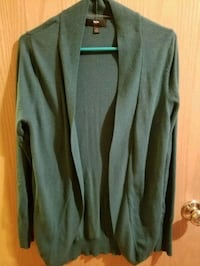 Green Light Cardigan - Holiday