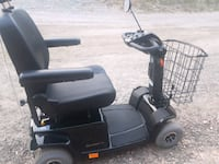 black and gray mobility scooter West Kelowna, V4T 2C1