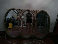 two brown wooden framed mirrors El Paso, 79902